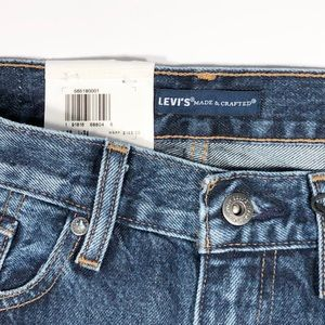 Levi's 502 Made & Crafted Regular Taper Jeans